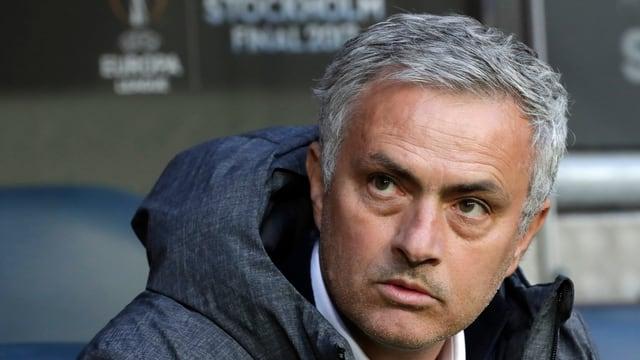 Purtret da José Mourinho.