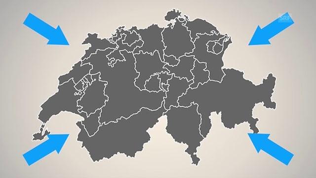 Schweizer Asylverfahren