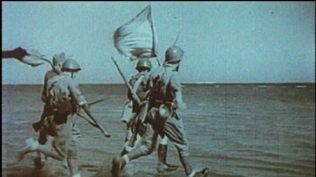 Schuldada da las truppas franquistas a la Costa Brava il 1939.