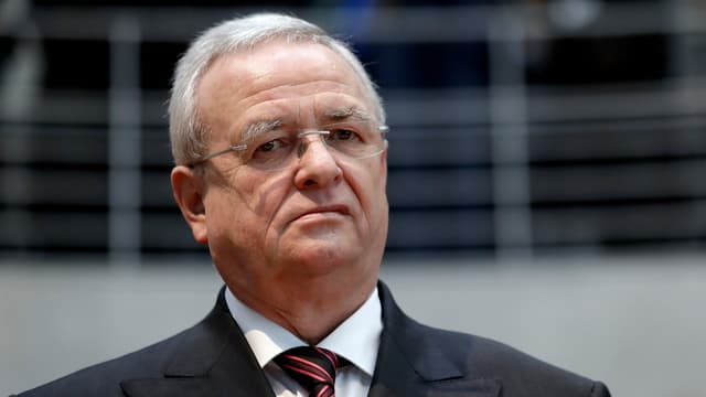 Martin Winterkorn, l'anteriur schef da concern da VW.