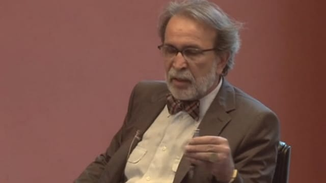 Portrait des Arbeits- und Organisationspsychologen Prof. Dr. Theo Wehner.