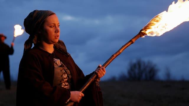 Video «Glauben, Leben, Sterben - Menschen im Dreissigjährigen Krieg 1/2» abspielen