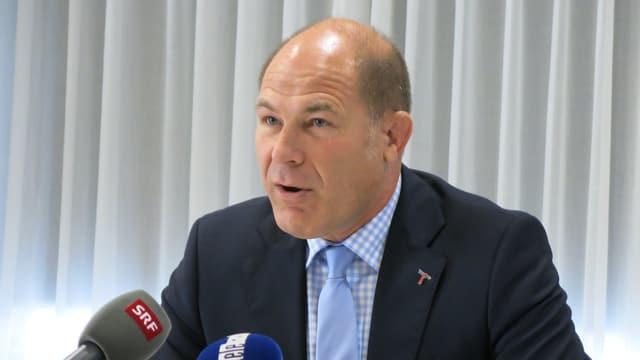 Regierungsrat Anton Lauber