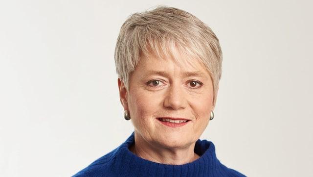 Portrait von Regierungsrätin Jacqueline Fehr