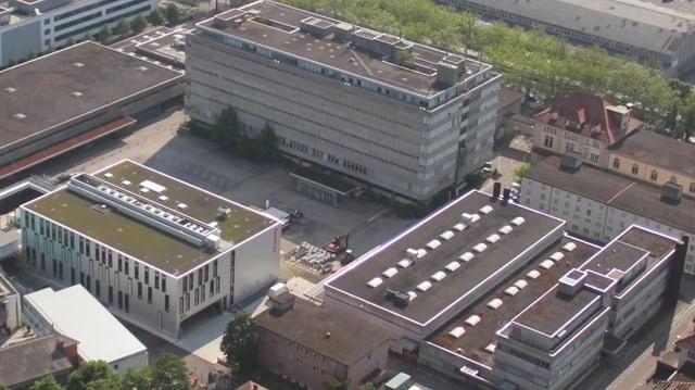 Was entsteht beim Guisanplatz?