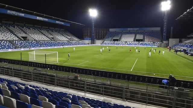 Stadion vid