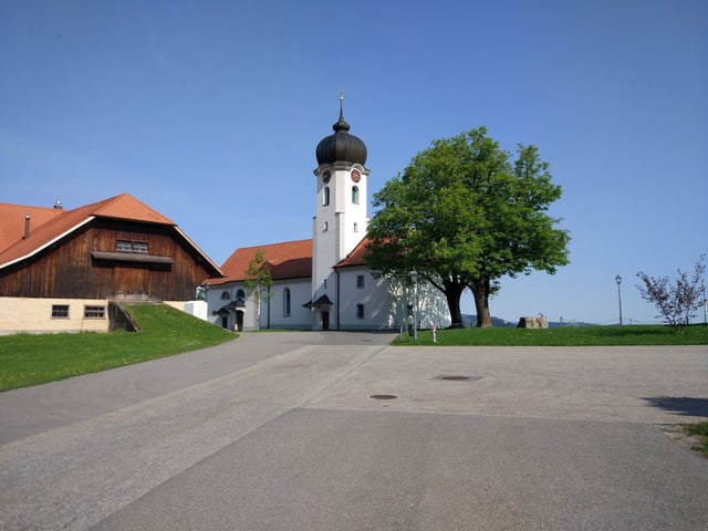 Wallfahrtskirche Heiligkreuz