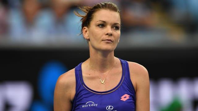 Radwanska scheitert bereits in der 2. Runde.