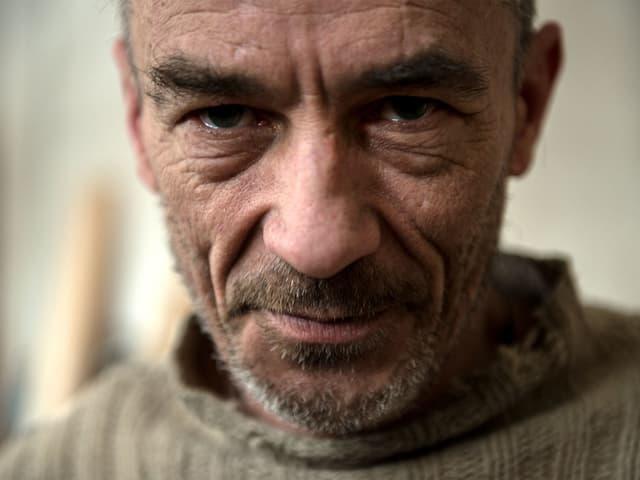 Porträt von Julian.