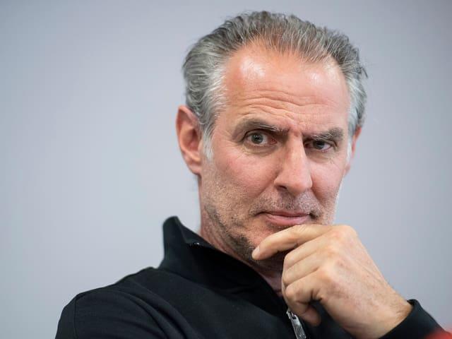 Sportchef Felix Hollenstein.