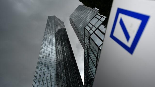 bajetg aut cun fassada da vaider, Deutsche Bank a Frankfurt