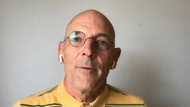 Hugo Sax, Professor für Infektiologie.
