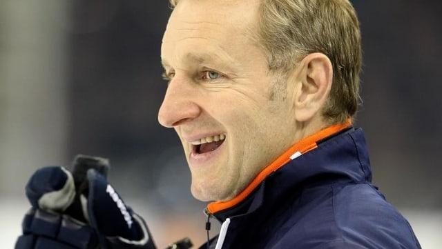 Ralph Krueger arbeitet neu im kanadischen Trainerteam.