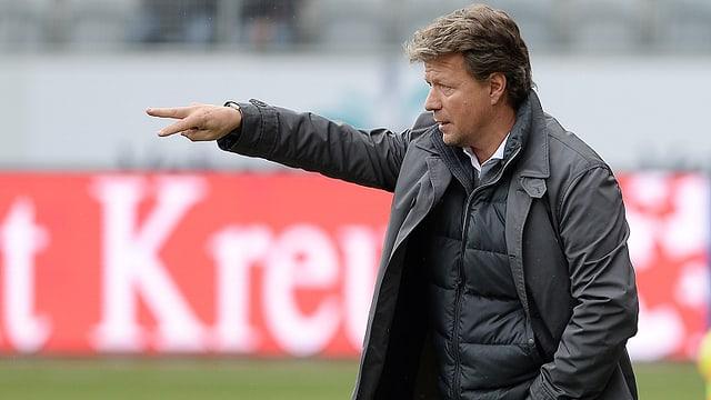 Saibene verliert gegen seinen Ex-Klub St. Gallen mit 0:2.