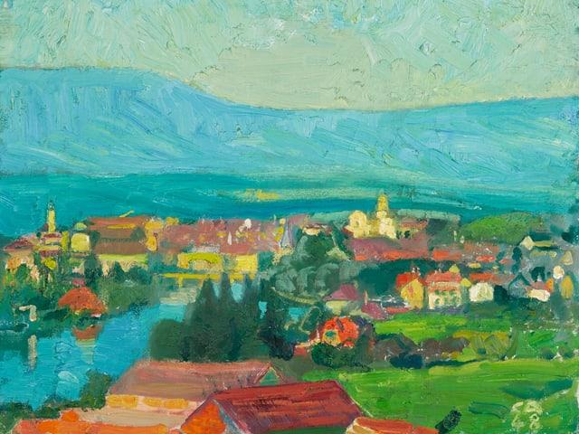 Gemälde von Solothurn
