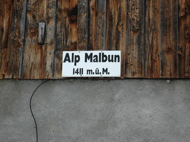 Die Alp Malbun liegt auf dem Buchserberg bei Buchs (SG).