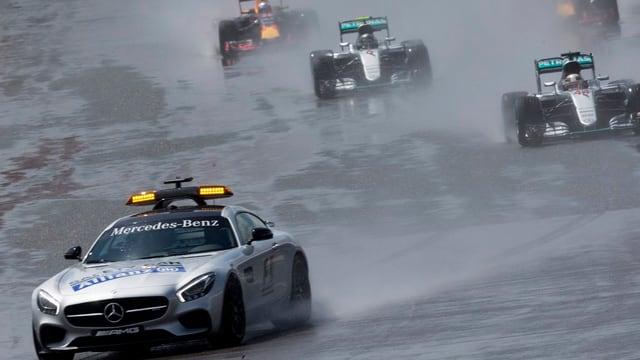 Cursa da F1.