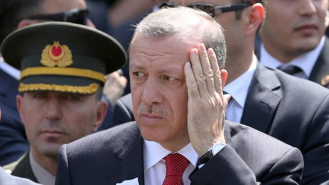 Foto von Recep Tayyip Erdoğan