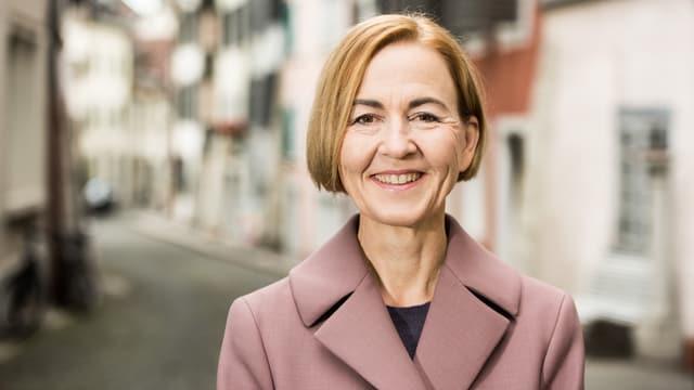 Portrait Susanne Schaffner.
