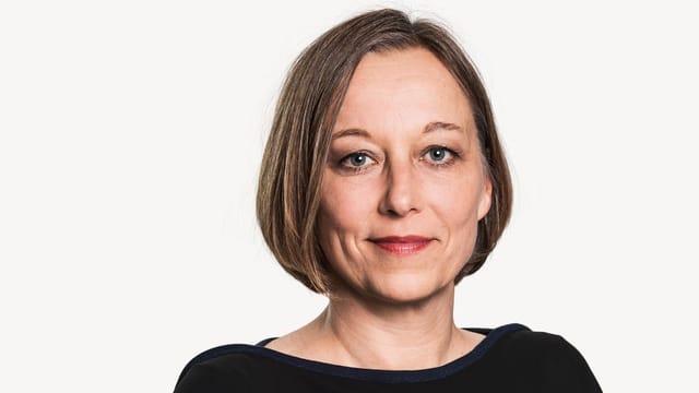 Silvia Zwygart, Redaktionsleiterin Schweiz aktuell