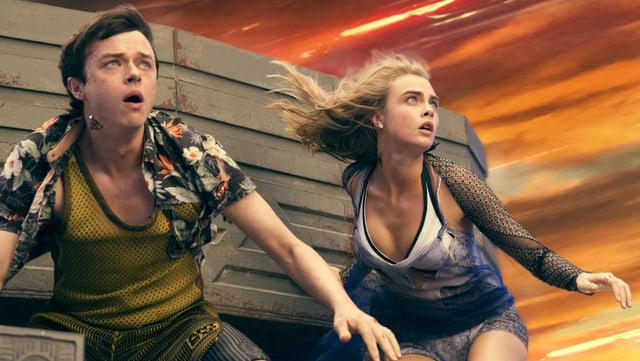 Video «Filmstart diese Woche: «Valerian and the City of a Thousand Planets»» abspielen