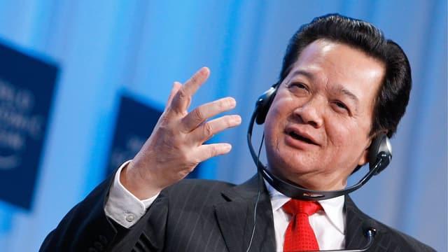 Nguyen Tan Dung, Premier von Vietnam