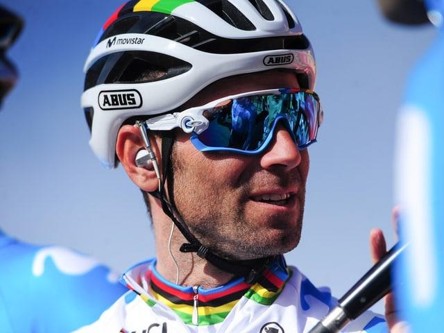 Weltmeister Alejandro Valverde