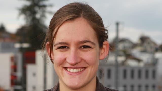 Marionna Schlatter, Präsidentin Grüne Kanton Zürich