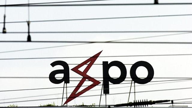 Logo dal concern d'energia Axpo.