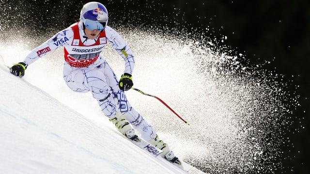 La skiunza Lindsey Vonn.