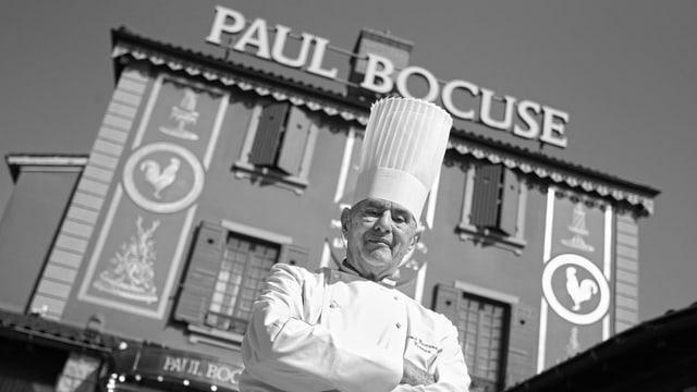 Paul Bocuse.