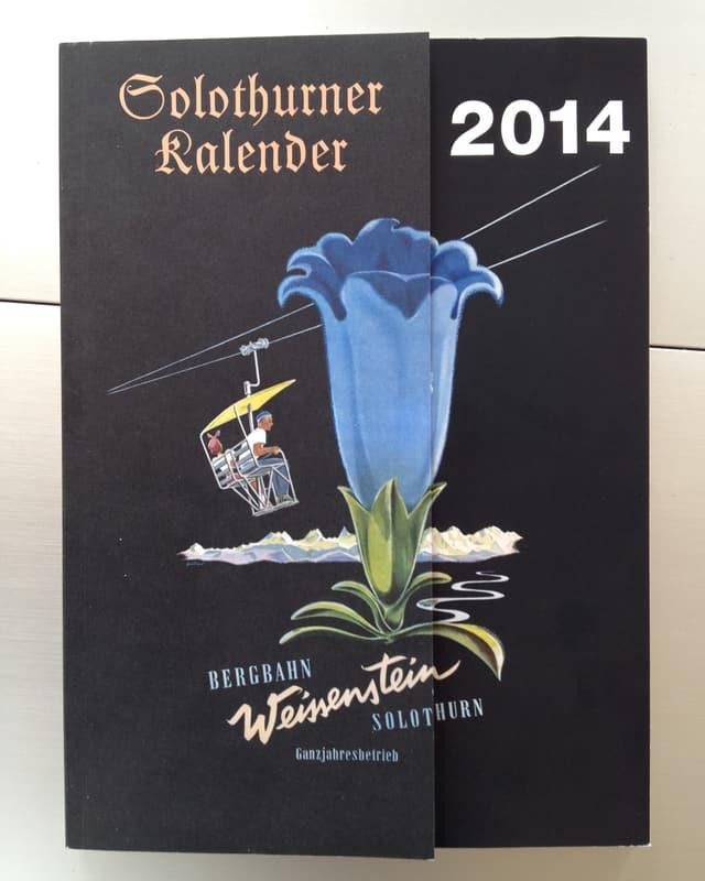 Titelblatt Solothurner Kalender 2014