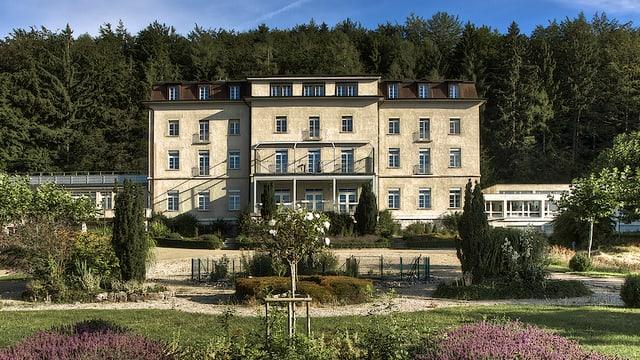 Die ehemalige Klinik Fridau in Egerkingen.