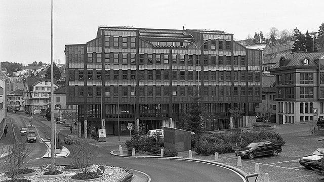 Kantonalbank-Gebäude
