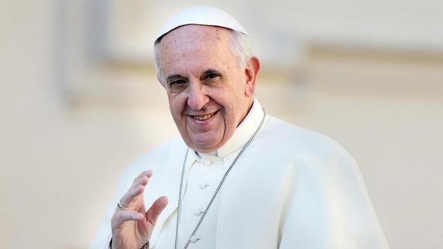 In purtret da Papa Franzestg.