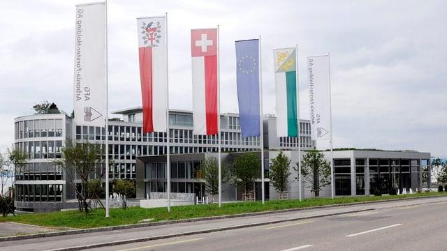 Hauptsitz der AFG
