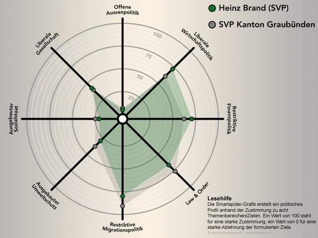 Smartspider von Heinz Brand.