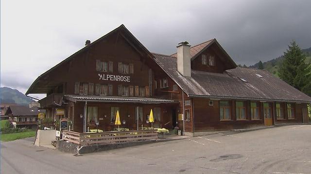 Video «Emmental – Tag 4 – Gasthof Alpenrose, Schangnau» abspielen