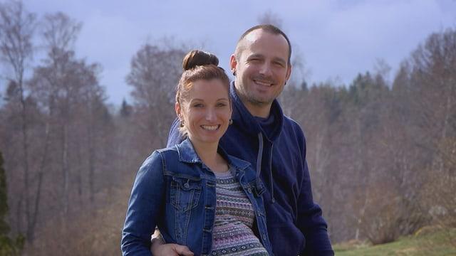 Sylvia und Markus Buob