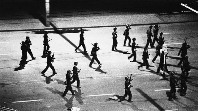 Massaker am Tiananmen-Platz (Platz des Himmlischen Friedens)