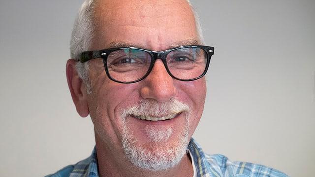 Dieter Bogner, il manader dal project San Gottardo 2020.
