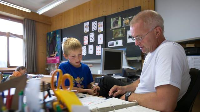 Die Pädagogische Hochschule Zug möchte mehr berufstätige Männer für den Lehrerberuf animieren.