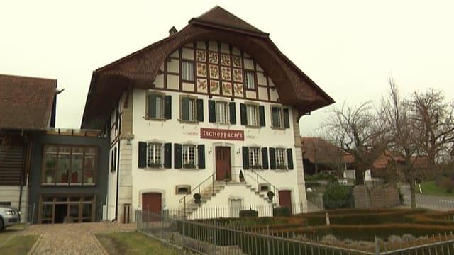 Video «Gasthof Tscheppach's in Tscheppach (SO) - Tag 1» abspielen