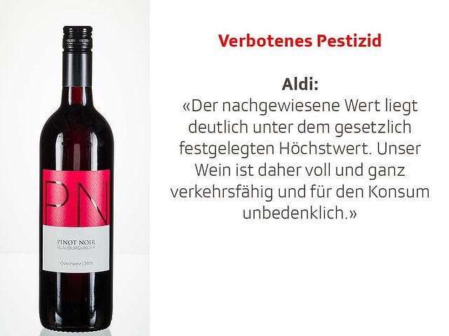 Stellungnahme Aldi