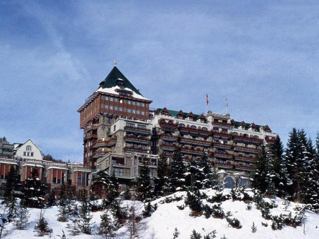 Hotel Palace San Murezzan