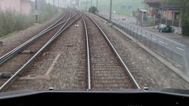 Binaris dal tren