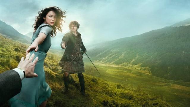 SRF zeigt dritte Staffel von «Outlander – die Highland-Saga»