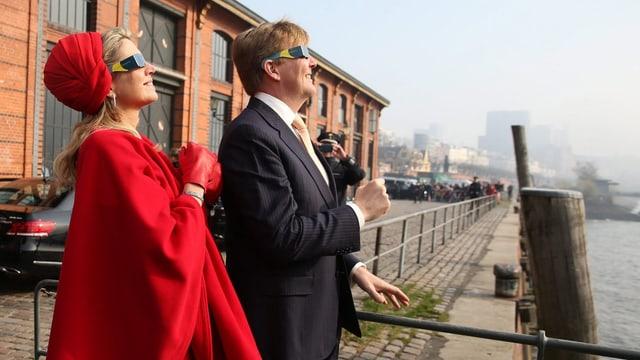 Maxima und Willem-Alexander