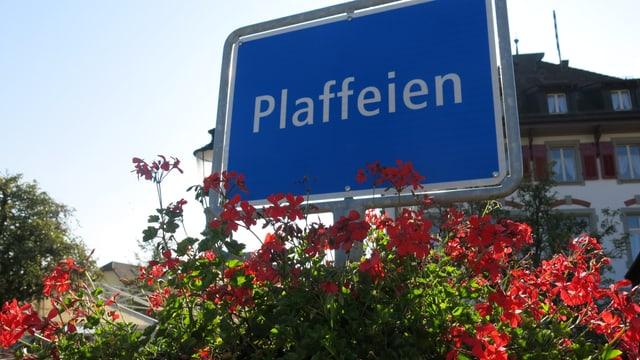 Plaffeien bleibt wohl auch nach einer Fusion von 5 Gemeinden als Gemeindename bestehen.