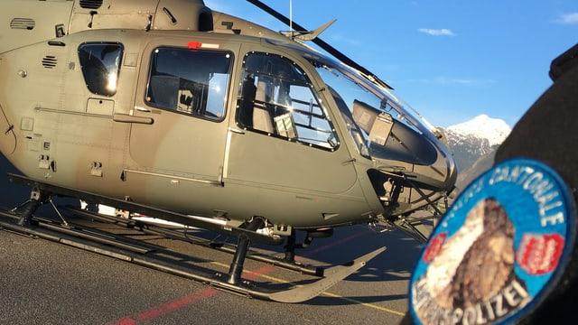 Armee-Helikopter